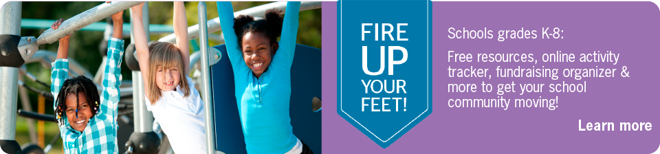 Fire up your feet !