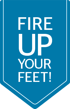 Fire Up Your Feet
