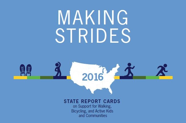 making strides cover